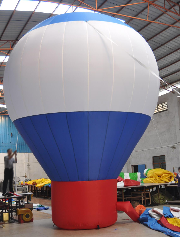 Noleggio vendita mongolfiera gonfiabile pubblicitaria