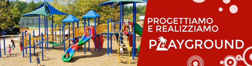 progettazione e realizzazione playground