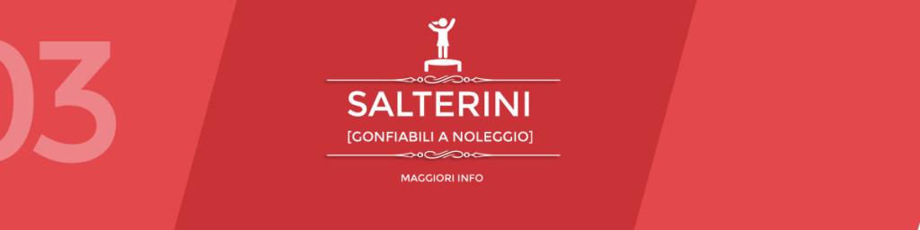 Noleggio Gonfiabili – Salterini