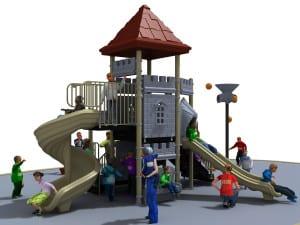 playground esterno Fantasy