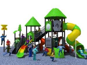 Playground da esterni GreenStory