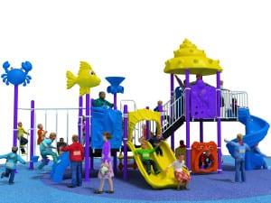 Playground da esterno MarinePlayground da esterno Marine
