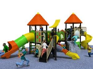 playground esterno orange