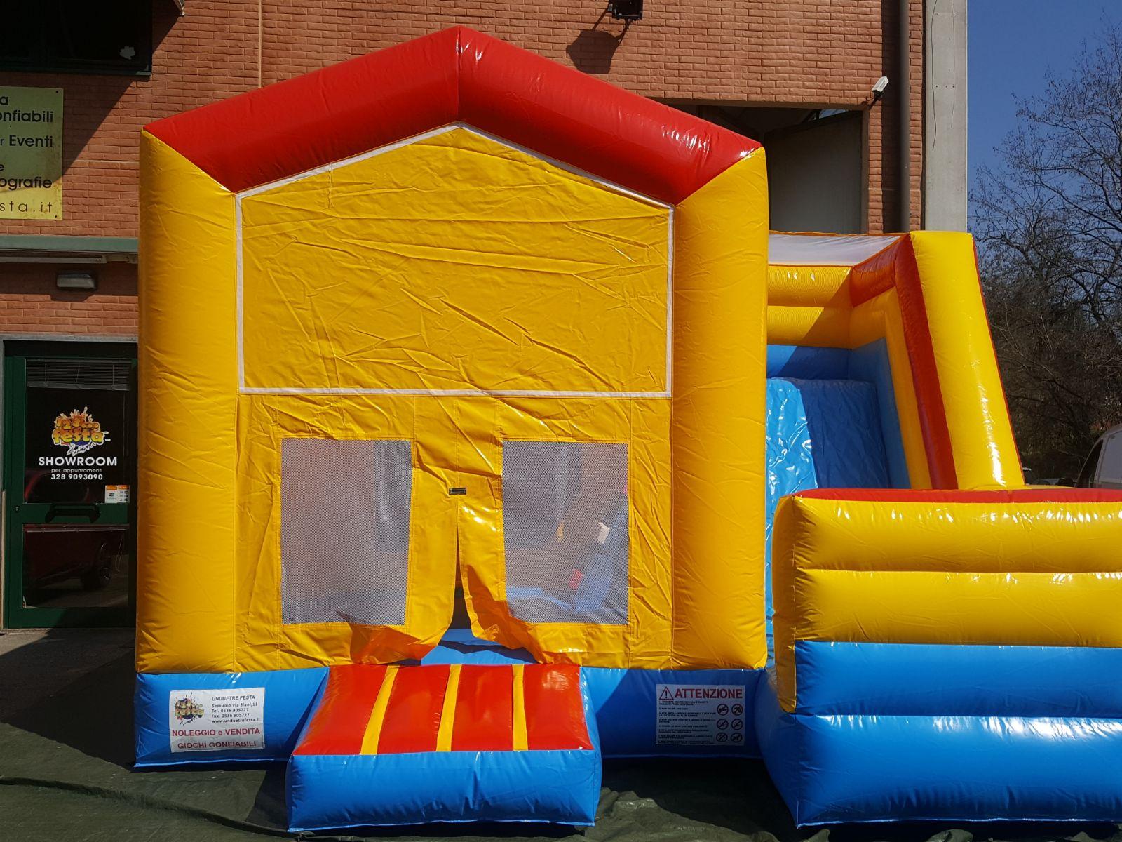 Noleggio giochi gonfiabili per feste