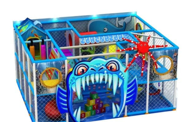 playground per ludoteca piranha