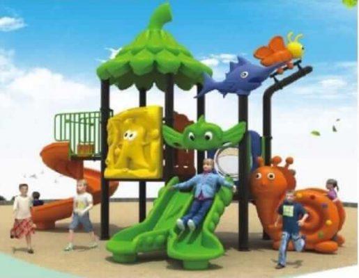 playground lumaca per esterno