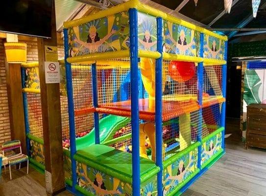 gioco playground per bambini