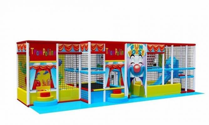 giochi playground per ludoteca