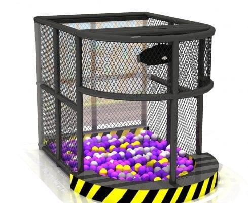gioco playground interattivo per bambini