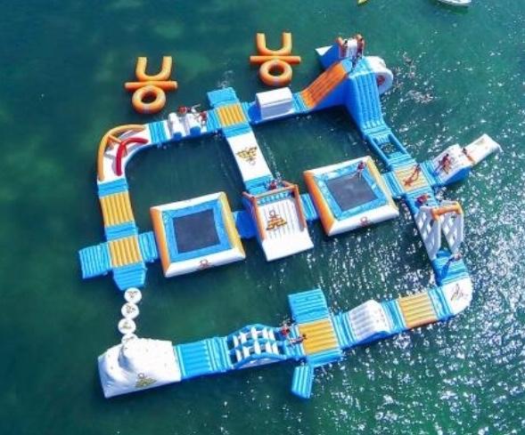 parco giochi acquatico