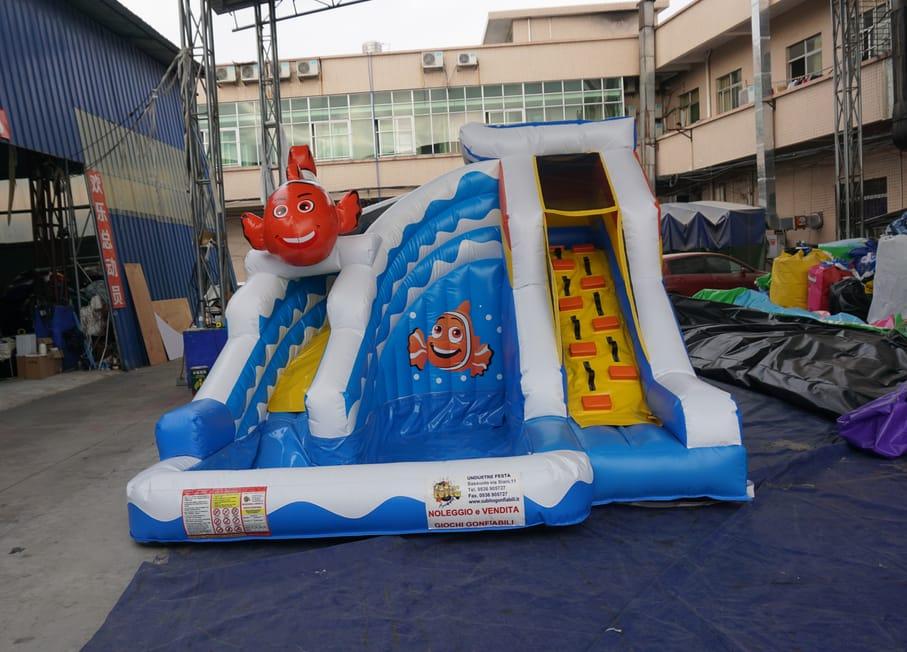 scivolo acquatico per bambini