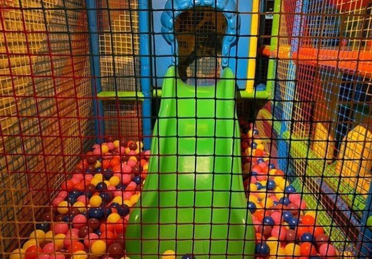 giochi playground per bambini