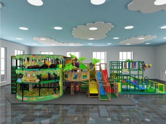 playground usati in vendita