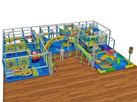 playground usati vendita