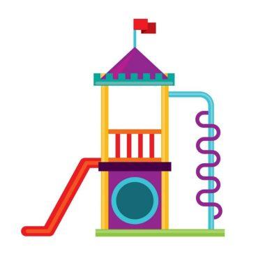 vendita giochi playground personalizzabili