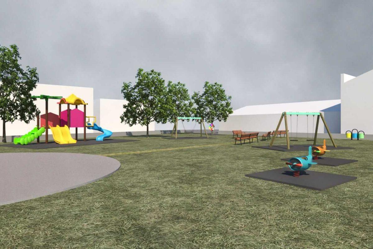 giochi playground per esterni